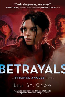 Review: Betrayals