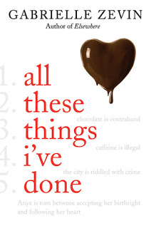 Review: All These Things I've Done