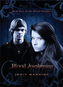 Blog Tour: Review: Blood Awakening