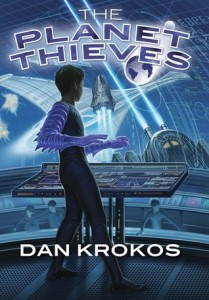 Review: The Planet Thieves
