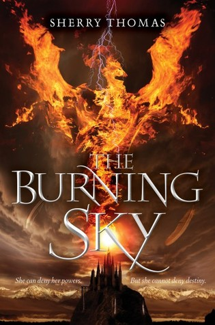 Review: The Burning Sky