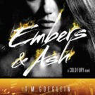 Cover Reveal: Embers & Ash