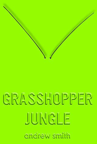 Blog Tour: Grasshopper Jungle