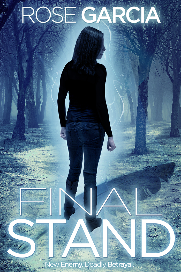 Cover Reveal: Final Stand