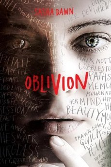 Blog Tour: OBLIVION + Giveaway!!