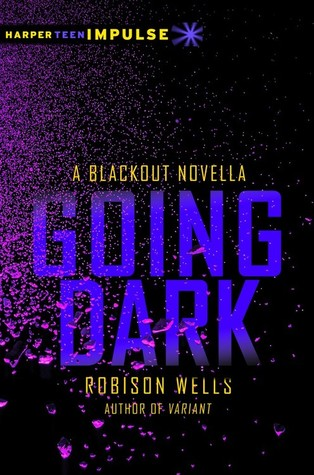 Review: Going Dark