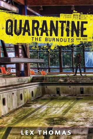 Blog Tour: Quarantine