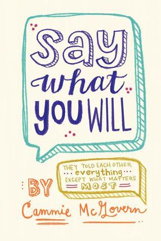 Review: Say What You Will