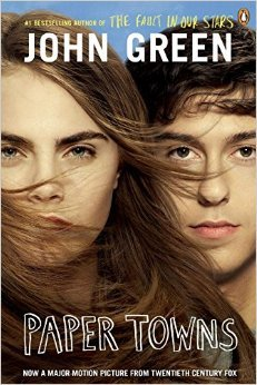 Giveaway: Paper Towns