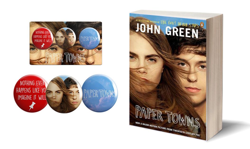 PaperTowns-ButtonsBook