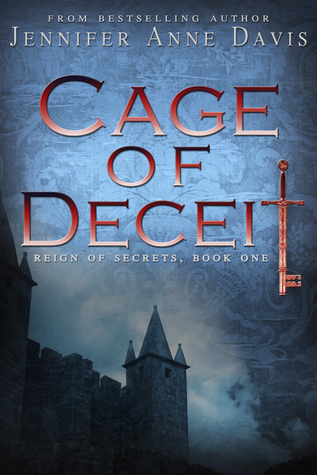 Blog Tour and Giveaway: Cage Of Deceit
