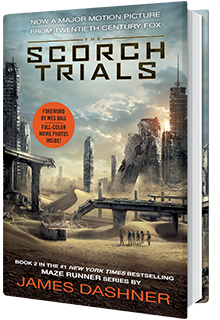 Giveaway: The Scorch Trials